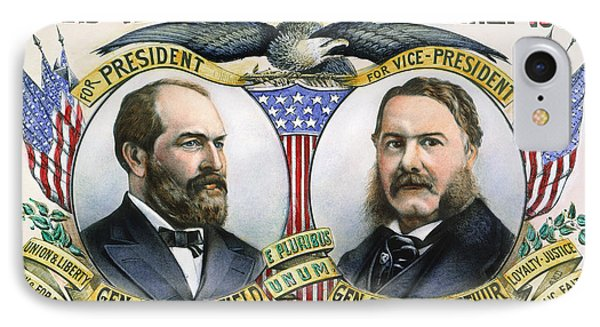 Presidential Campaign, 1880 Phone Case by Granger