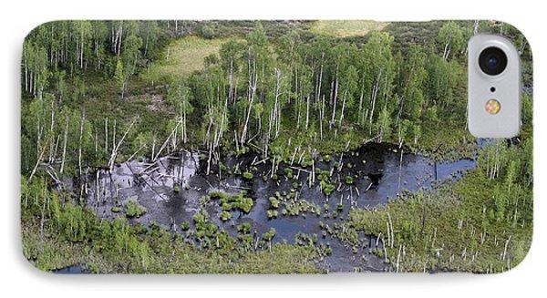Tunguska Forest Phone Case by Ria Novosti