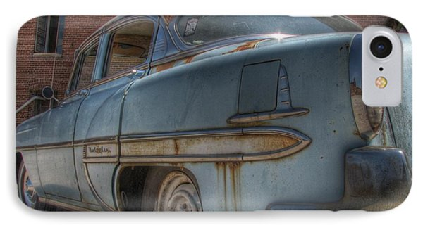 '52 Chevy Bel Air IPhone Case by Jane Linders