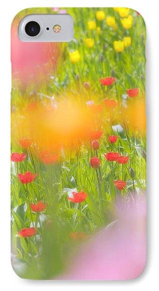 Tulips Phone Case by Silke Magino