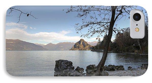 Lake Maggiore Phone Case by Joana Kruse