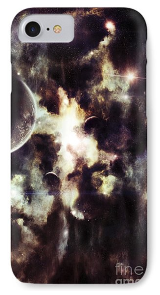 A Parallel Universe So Thin Youre Able Phone Case by Tomasz Dabrowski