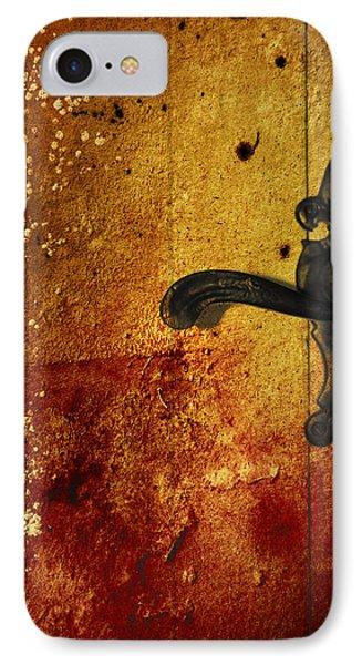 Abstract Door Phone Case by Svetlana Sewell