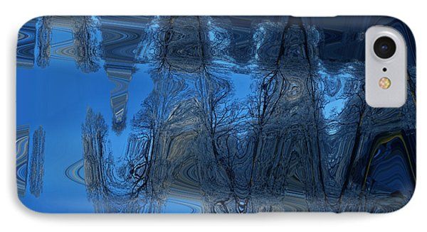 Abstract Flying Trees Phone Case by Colette V Hera  Guggenheim