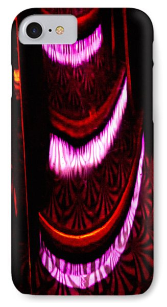 Abstract Magentas Phone Case by Christopher Holmes