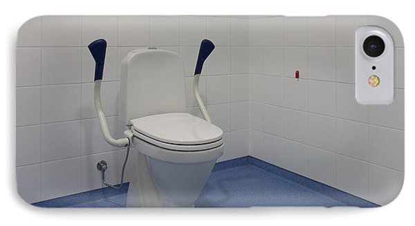 Accessible Toilet Phone Case by Jaak Nilson