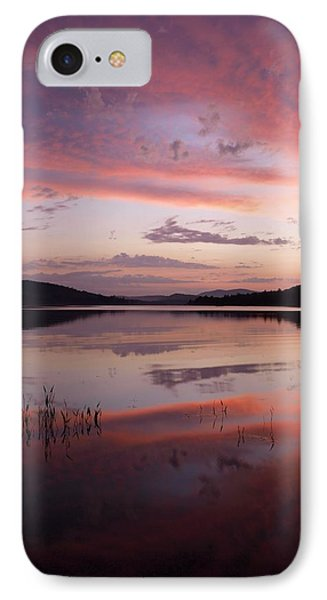 Adirondack Reflections 1 IPhone Case by Joshua House