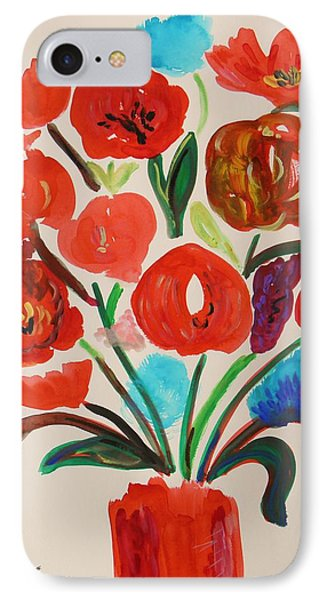 After The Rain Phone Case by Mary Carol Williams