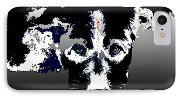 Akita Chow Phone Case by One Rude Dawg Orcutt