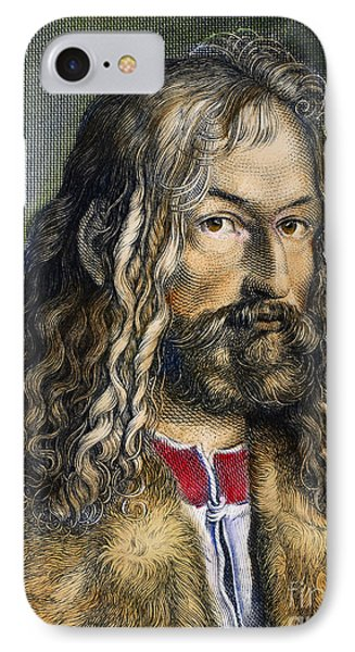 Albrecht DÜrer (1471-1528) Phone Case by Granger