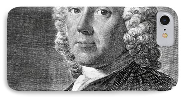 Alexander Monro, Primus, Scottish Phone Case by Science Source