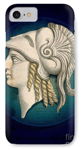 Alexander The Great, Greek King IPhone Case by Science Source