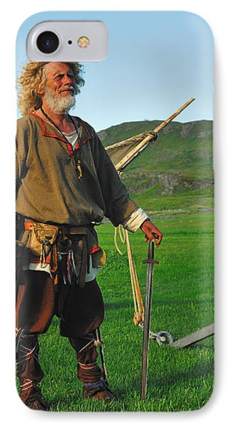 Along The Viking Trail Phone Case by Tony Beck