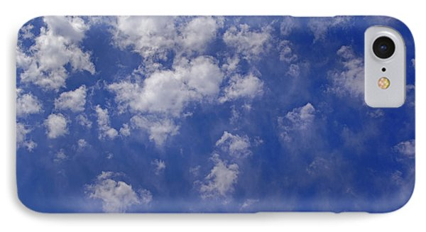 Alto Cumulus With Ice Phone Case by Mick Anderson