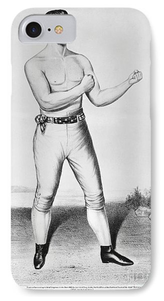 American Boxer, 1860 Phone Case by Granger
