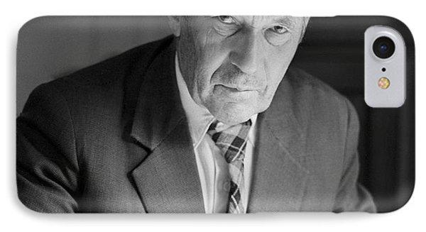 Andrei Kolmogorov, Soviet Mathematician Phone Case by Ria Novosti