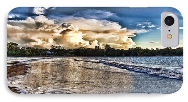 Approaching Storm Clouds Phone Case by Douglas Barnard