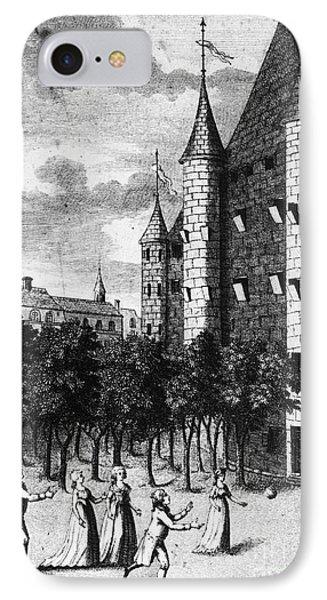Aristocrat Prisoners, C1793 Phone Case by Granger