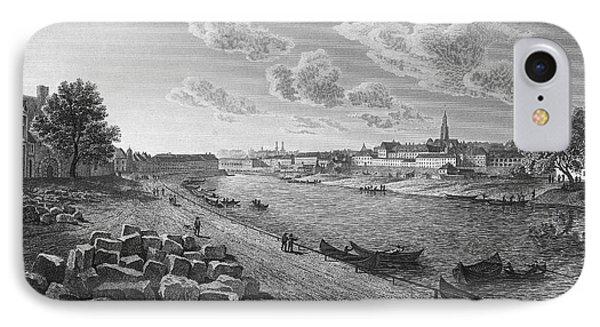 Austria: Vienna, 1821 Phone Case by Granger