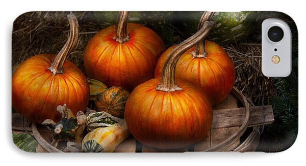 Autumn - Gourd - Pumpkins And Some Other Things  Phone Case by Mike Savad