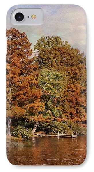 Autumn's Edge Phone Case by Jai Johnson