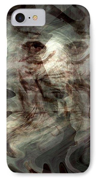 Awaken Your Mind Phone Case by Linda Sannuti