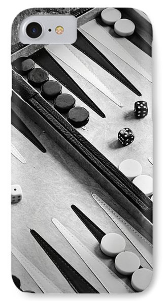 Backgammon Phone Case by Joana Kruse