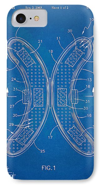 Banana Protection Device Patent Phone Case by Nikki Marie Smith