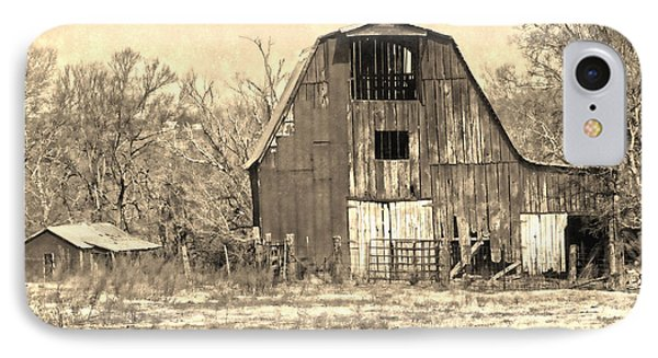 Barn-sepia Phone Case by EricaMaxine  Price