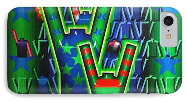 Basilea Star  Phone Case by Mark Howard Jones