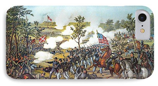 Battle Of Atlanta, 1864 Phone Case by Granger