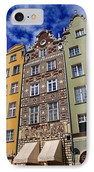 Beautiful Gdansk Phone Case by Sophie Vigneault
