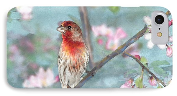 Beautiful Spring Phone Case by Betty LaRue