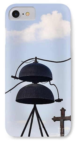 Bells And Cross Phone Case by Jeremy Woodhouse
