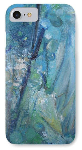 Between Worlds Phone Case by CD Good