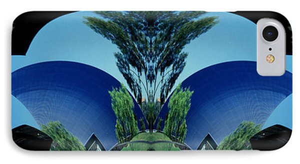 Blue Arches Phone Case by Paul W Faust -  Impressions of Light