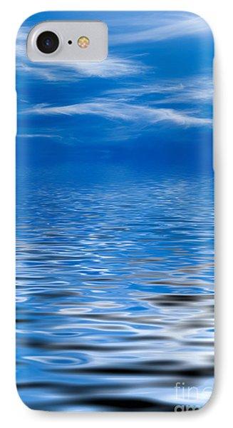 Blue Sky Phone Case by Kati Molin