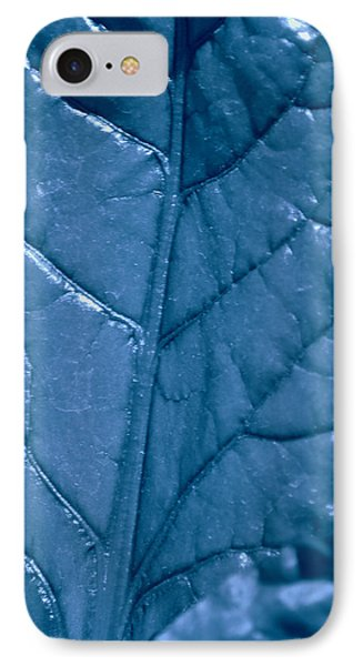 Blue Songs Phone Case by Diane montana Jansson