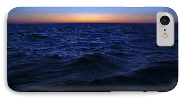 Bluewater Sunset IPhone Case by Gary Eason