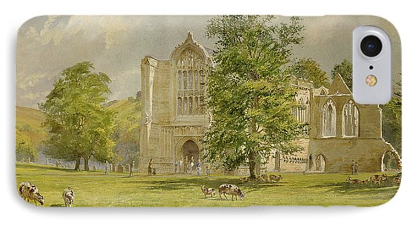 Bolton Abbey  Phone Case by Tim Scott Bolton