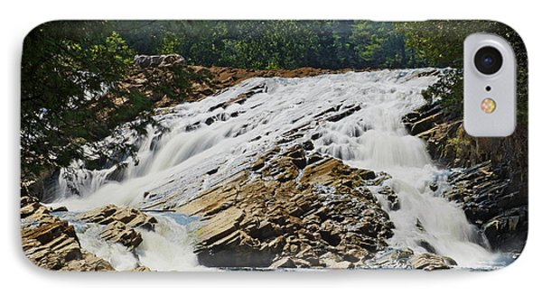 Bonnechere Falls Phone Case by Phill Doherty