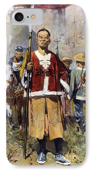 Boxer Rebellion, 1900 Phone Case by Granger
