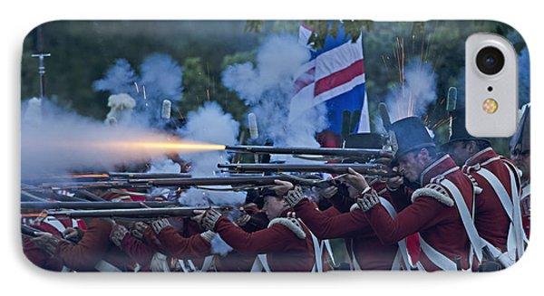 British Night Battle Phone Case by JT Lewis