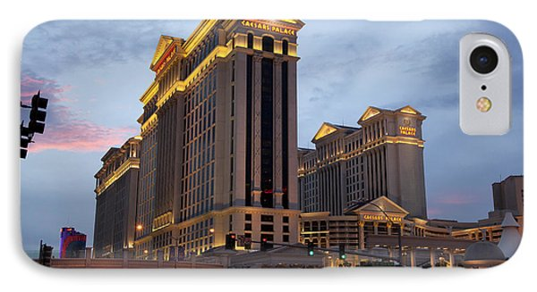 Caesars Palace  IPhone Case by Jane Rix