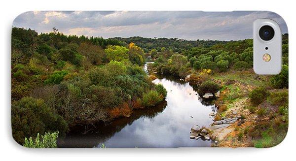 Calm River Phone Case by Carlos Caetano