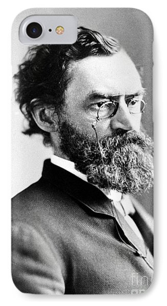Carl Schurz (1829-1906) Phone Case by Granger