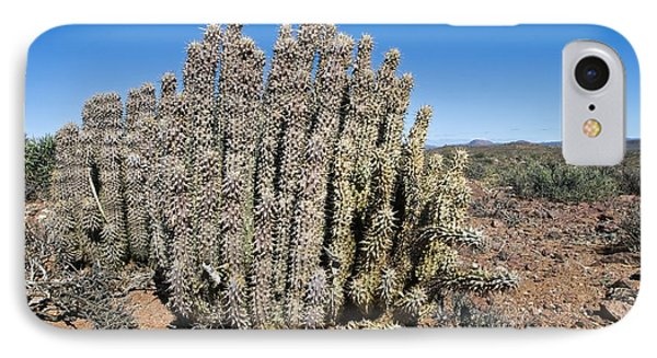 Carrion Plant IPhone Case by Peter Chadwick