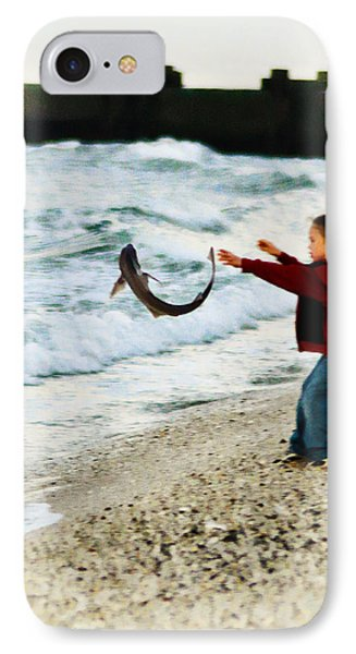 Catch And Release Phone Case by Bill Cannon