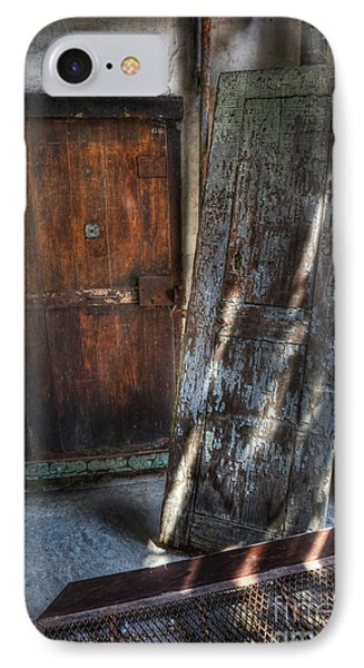 Cell Doors - Eastern State Penitentiary Phone Case by Lee Dos Santos