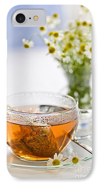 Chamomile Tea IPhone Case by Elena Elisseeva